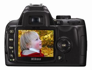 Nikon D60 Manual - Camera rear side