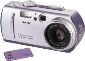 Sony DSC P30 Manual User Guide and Product Specification