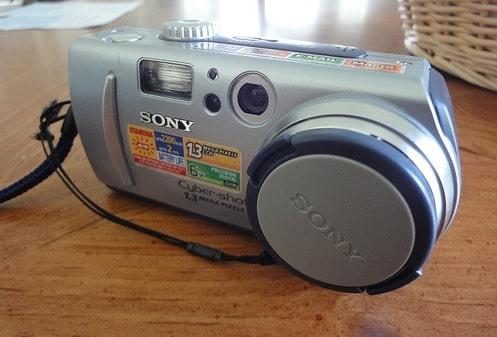 Sony DSC P30 Manual