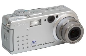 Sony DSC-P5 Manual User Guide and Product Specification
