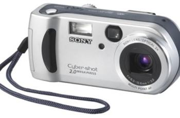 Sony DSC-P51 Manual User Guide and Product Specification