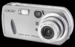 Sony DSC P52 Manual User Guide and Product Specification