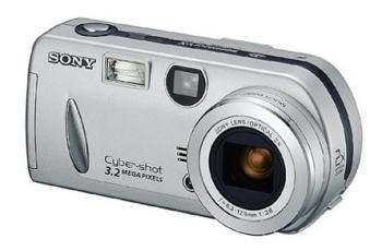 Sony DSC P52 Manual User Guide