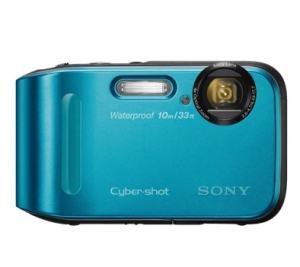 Sony DSC-TF1 Manual - camera front face