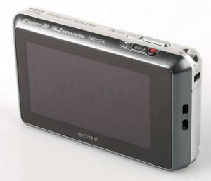 Sony DSC TX10 Manual - camera rear side