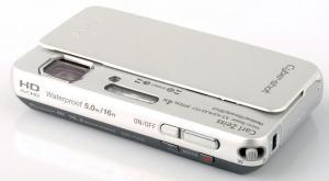 Sony DSC TX10 Manual - camera side