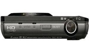 Sony DSC-WX10 Manual - camera side