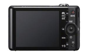 Sony DSC-WX100 Manual - camera rear side