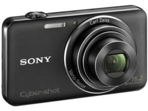 Sony DSC-WX70 Manual - camera front face