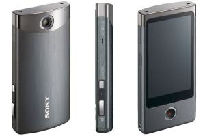Sony MHS-TS10 Manual for Sony's Easy Snap and Record Camera