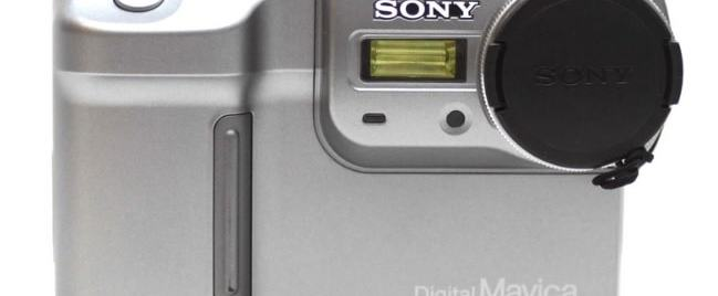 Sony MVC-FD83 Manual User Guide and Product Specification