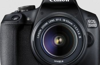 A Closer Look to Canon EOS 1500D Specification