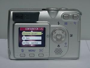 Nikon CoolPix 5200 Manual - camera rear side