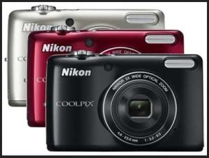 Nikon CoolPix L26 Manual - camera variants