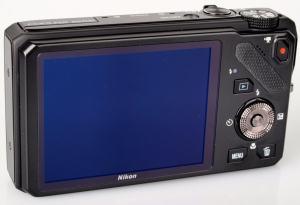 Nikon CoolPix S9200 Manual - camera back side