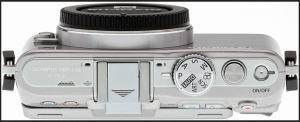 Olympus E-PL3 Manual - camera side