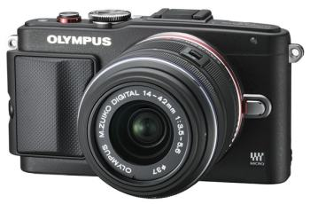 Olympus E-PL6 Manual User Guide and Product Specification