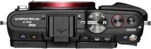 Olympus E-PL6 Manual - camera side