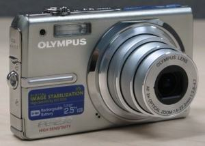 Olympus FE-250 Manual user Guide and Product Specification
