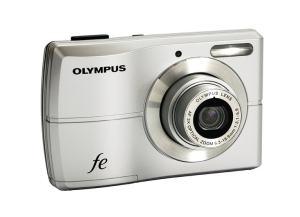 Olympus FE-26 Manual - camera front face
