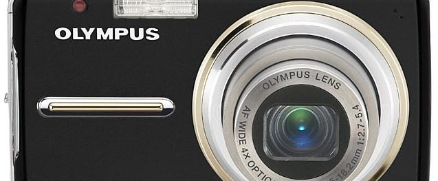 Olympus FE-290 Manual User Guide and Product Specification