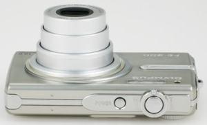 Olympus FE-300 Manual - camera side