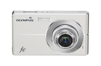 Olympus FE-3000 Manual User Guide and Product Specification