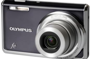 Olympus FE-4010 Manual User Guide and Product Specification