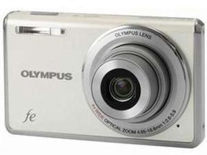 Olympus FE-4010 Manual User Guide