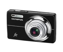 Olympus FE-5000 Manual User Guide and Product Specification