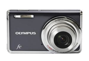 Olympus FE-5020 Manual for High-Tech and User-Friendly Compact Camera