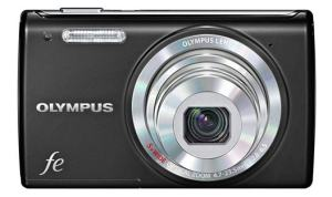 Olympus FE-5050 Manual User Guide and Product Specification