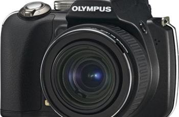 Olympus SP-565 UZ Manual for Olympus's Camera with Ultimate 20x Zoom Ability