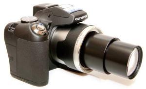 Olympus SP-590UZ Manual - camera side