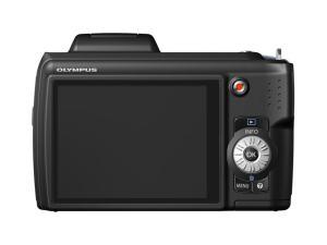 Olympus SP-620UZ Manual - camera rear side