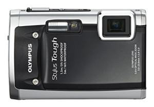 Olympus Stylus Tough-6020 Manual - camera front face