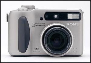 Sony DSC S50 Manual User Guide and Product Specification