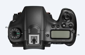 Sony ILCA A68K Manual - top side