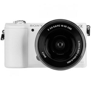 Sony ILCE 5100L Manual - camera front face