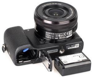 Sony ILCE 5100L Manual - camera side
