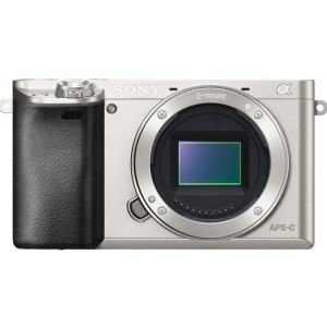 Sony ILCE A6000L Manual - camera front face