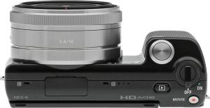 Sony NEX-5 Manual - camera side