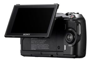 Sony NEX C3K Manual - camera rear side