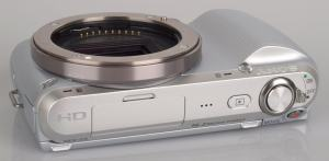 Sony NEX C3K Manual - camera side