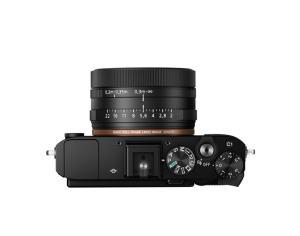 Sony DSC RX1RM II Manual - camera top side