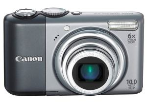 Canon PowerShot A2000 IS Manual - camera front face