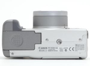Canon PowerShot G3 Manual - camera side