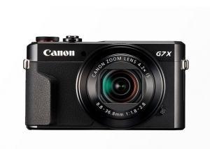 Canon PowerShot G7 X Mark II Manual - camera front face