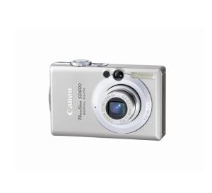 Canon PowerShot SD600 Manual User Guide and Product Specification