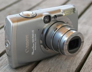 Canon PowerShot SD700 IS Manual for Canon's Great Compact Camera with Built-in IS